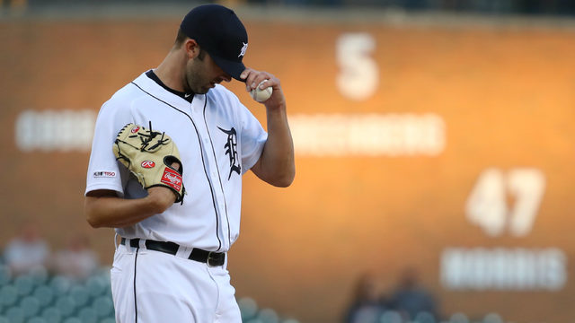 Yes, the Detroit Tigers are rebuilding -- but this homestand has been…