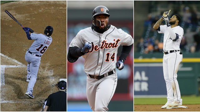 3 young players in current starting lineup for Detroit Tigers are…