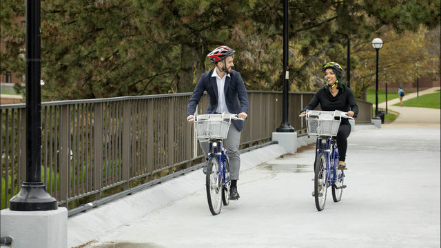 Bike share program ArborBike to make June comeback in Ann Arbor