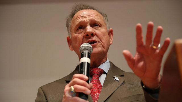 Roy Moore weighs Alabama Senate re-run despite GOP opposition