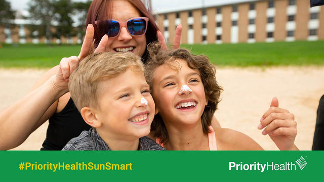 Learn how to be 'sun smart' this summer with Priority Health