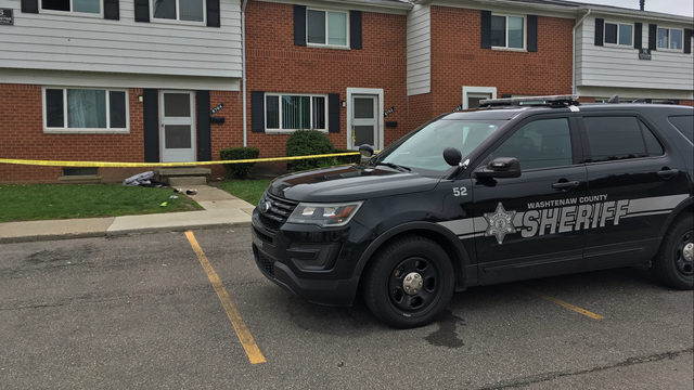9-year-old shot in neck at Superior Township apartment complex, police say