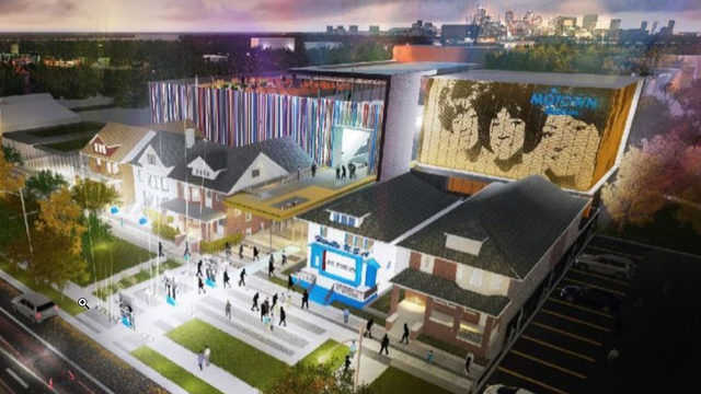 Motown Museum expansion to grow museum to 50,000-square-foot…
