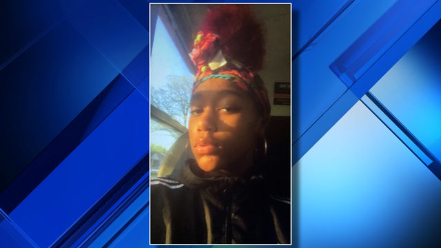 Detroit police seek missing 13-year-old Julia Perry