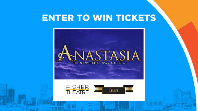 Live in the D Giveaway - Anastasia on Broadway and Empire Kitchen and…