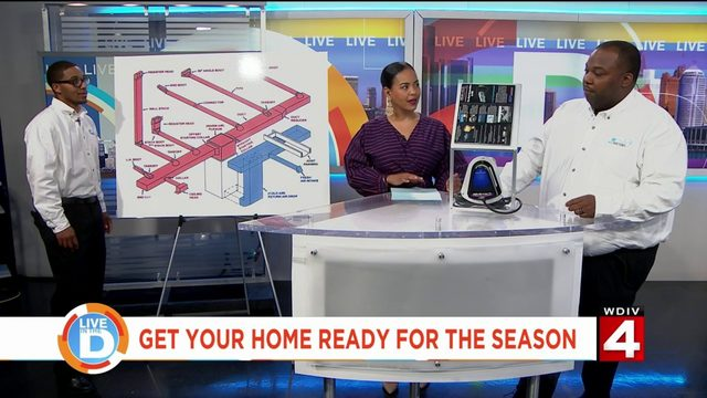 Get Your Home Ready for the Season