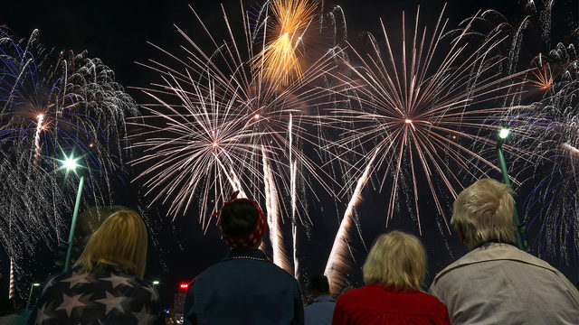 Ford Fireworks on the Detroit River on June 24: What you need to know