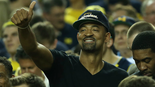 Michigan hires former Fab Five great Juwan Howard as head basketball coach