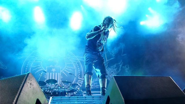 PHOTOS: Slayer, Lamb of God, Amon Armarth at DTE Energy Music Theater
