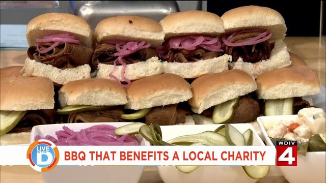 BBQ that benefits a local charity