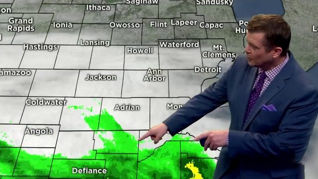 Metro Detroit weather: Warming up as rain chances return