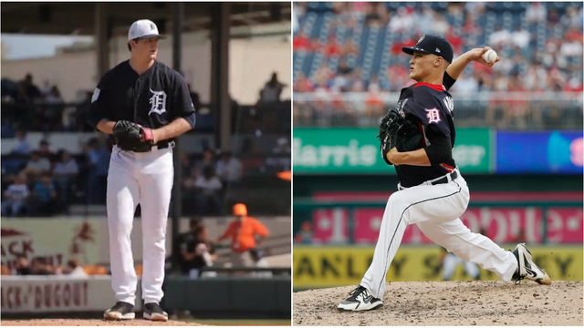 Four of Detroit Tigers' top pitching prospects post dominant starts over weekend