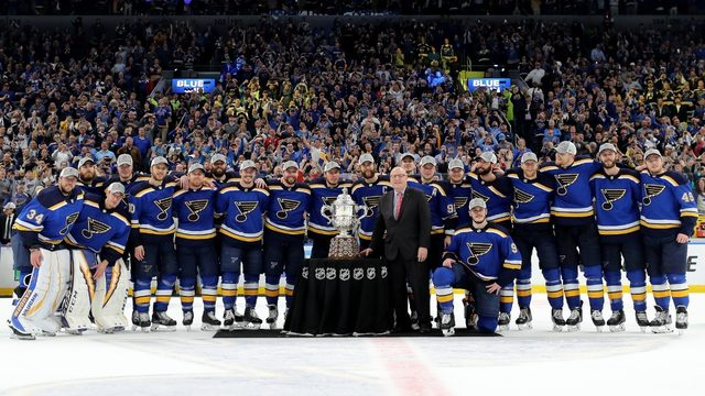 Blues beat Sharks, head to Stanley Cup Final for 1st time since 1970