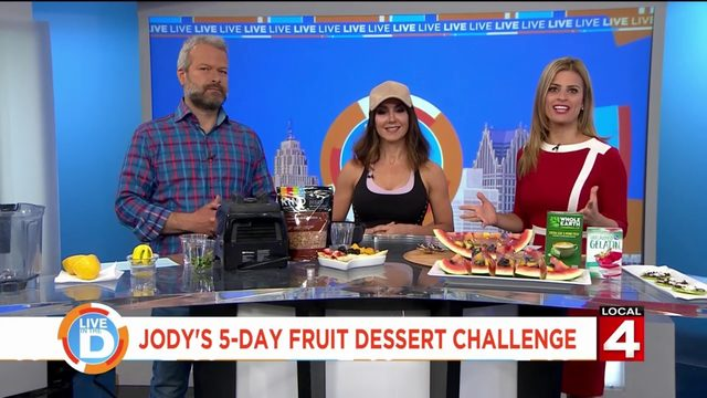 Jody's 5-Day Dessert Challenge