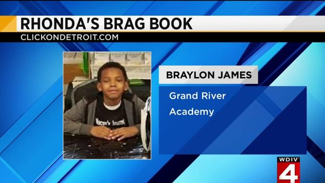 Rhonda's Brag Book: Braylon James