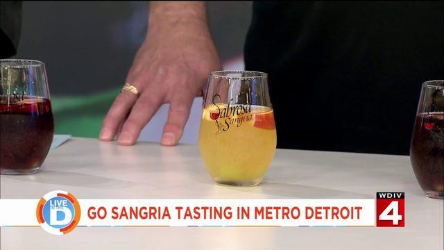 A twist on wine tasting with Sabrosa Sangria