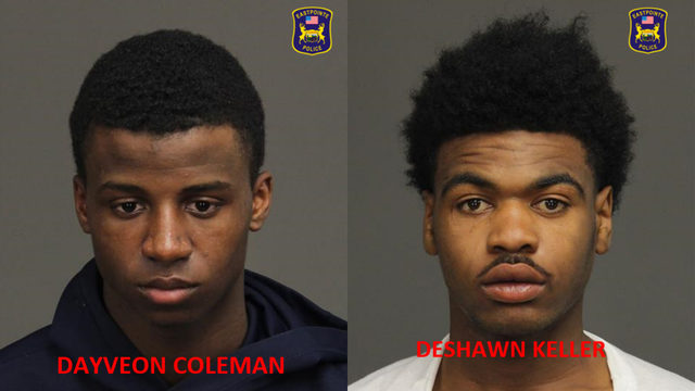 2 teens accused of bringing gun to large fight in Eastpointe