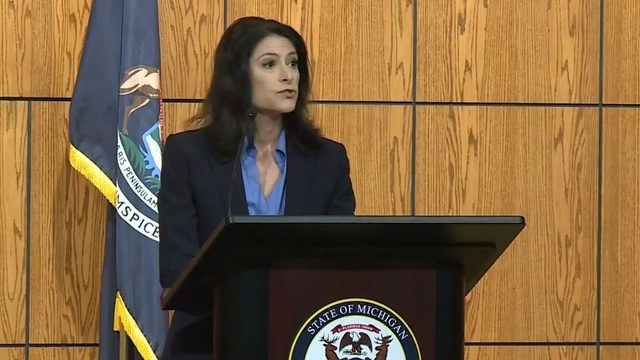 WATCH LIVE: Michigan AG offers update on Catholic priest sex abuse claims