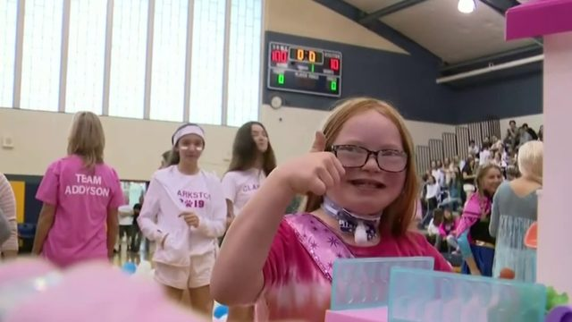 Clarkston students help orchestrate surprise princess party for girl…