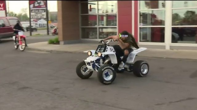 Detroiter devises compromise to get ATVs off city streets safely