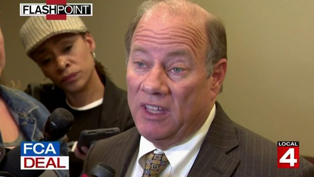 Flashpoint 5/26/19: Detroit Mayor Mike Duggan discusses 5K new FCA  jobs&hellip&#x3b;