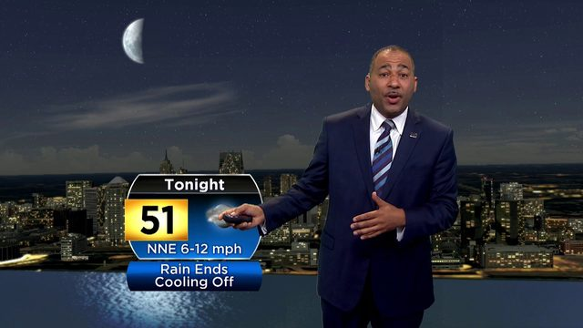 Metro Detroit weather: Warm with more rain Sunday