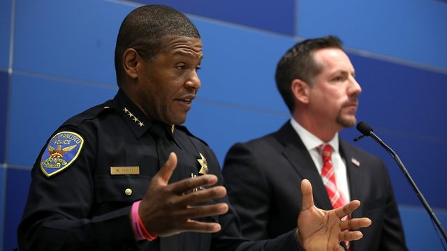 San Francisco police union calls for chief to resign