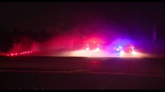 EB I-94 reopened at Haggerty after freeway shooting investigation