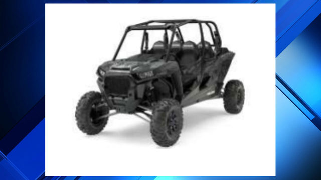 Thief cuts hole in back fence, steals ATV from Bloomfield Township…