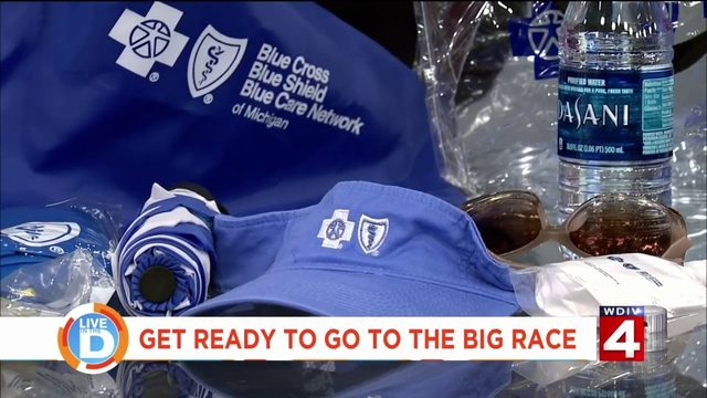 Blue Cross Blue Shield of Michigan tells you what to pack in preparation…