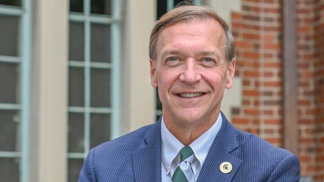 Michigan State University names Samuel L. Stanley Jr. as new president