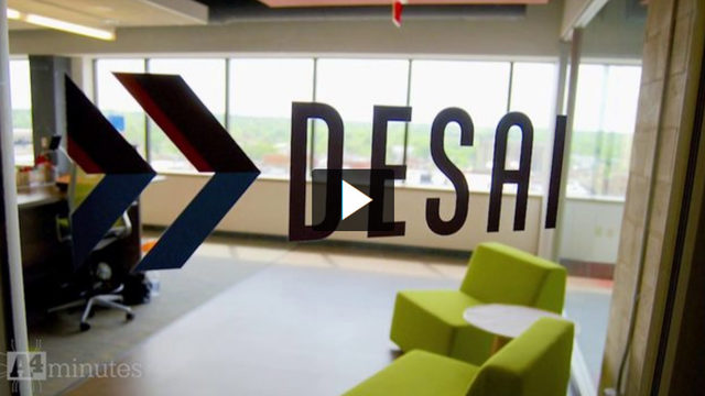 A4 Minutes Episode 1: Managing Director of Desai Accelerator talks tech…