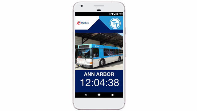 Ann Arbor SPARK partners with TheRide to provide complimentary bus…