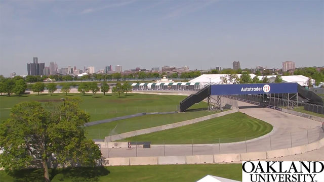 LIVE CAM: 2019 Detroit Grand Prix on Belle Isle