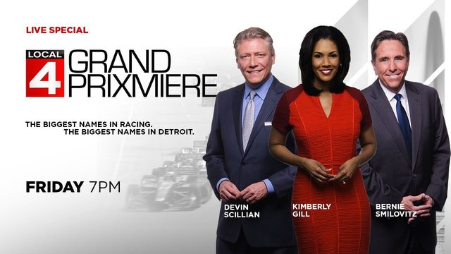WATCH TONIGHT: Grand Prixmiere Live Special