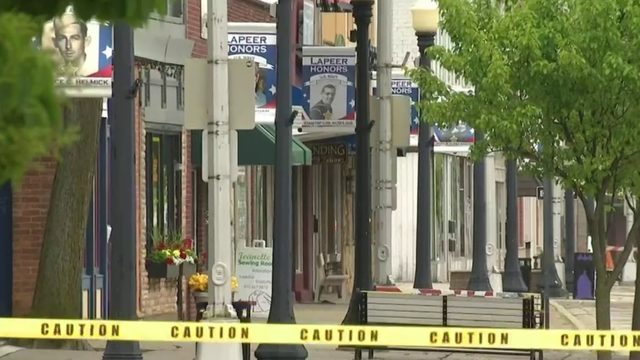 Evacuation lifted after gas leak in downtown Lapeer