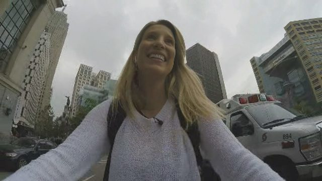 WATCH LIVE: Jamie Edmonds rides in Grand Prix Slow Roll