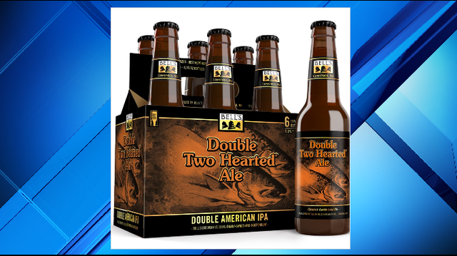 Bell's announces Double Two Hearted Ale