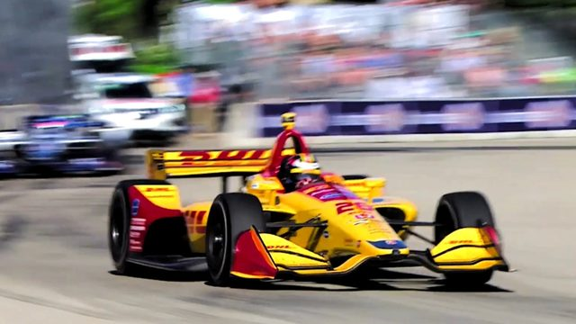 WATCH: Go behind-the-scenes of the 2019 Detroit Grand Prix on Belle Isle