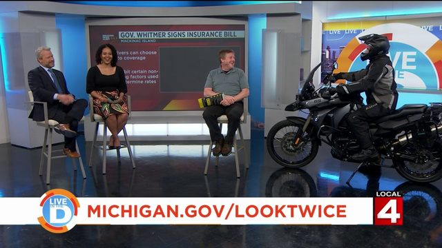 Pop quiz: What do you know about motorcycle safety?