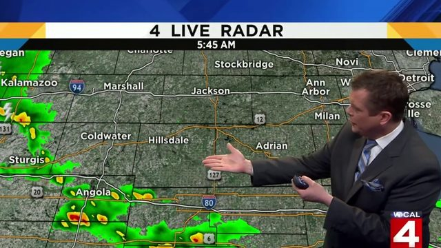 Metro Detroit weather: More rain in the forecast