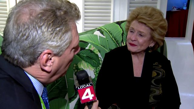Michigan Sen. Stabenow not ready to impeach Pres. Trump, but wants…