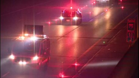 Police close northbound I-75 at I-94; ramps from I-94 also closed