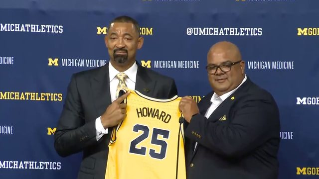 Michigan basketball: Top quotes from Juwan Howard's emotional…