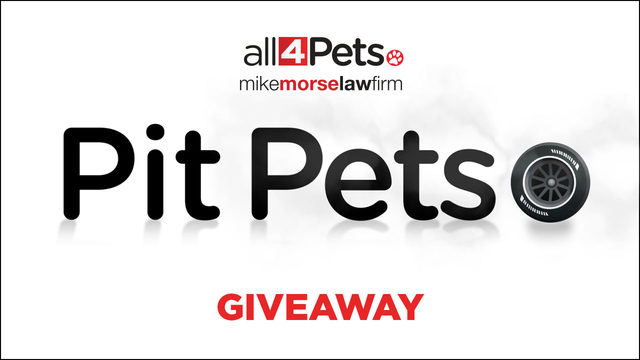 Grand Prix Pit Pets Giveaway Rules
