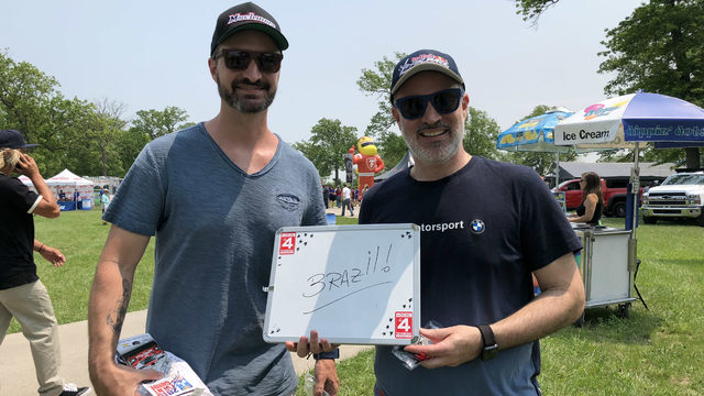 Local 4 was at the Grand Prix - See the slideshow