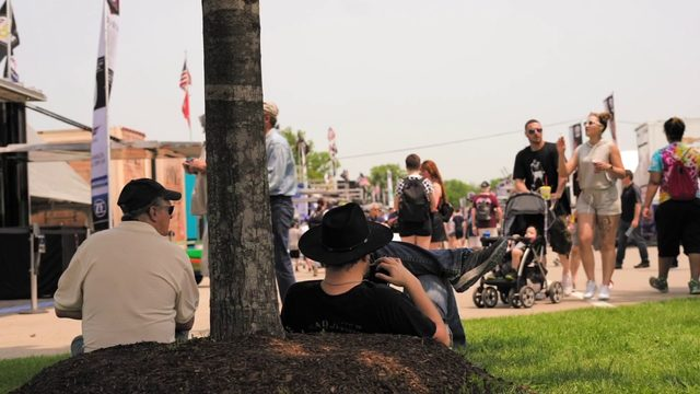 Detroit Grand Prix creates welcoming atmosphere for fans on Belle Isle