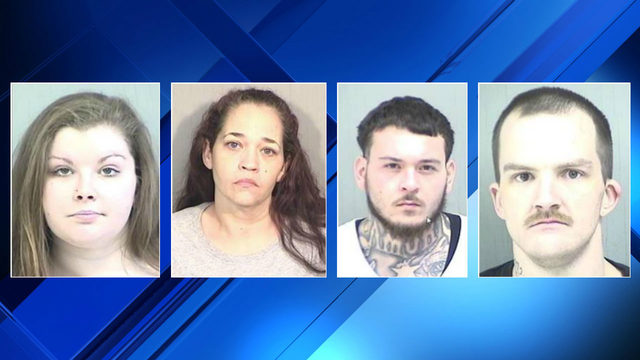 2 men, 2 women arrested in retail, check fraud ring, Adrian police say
