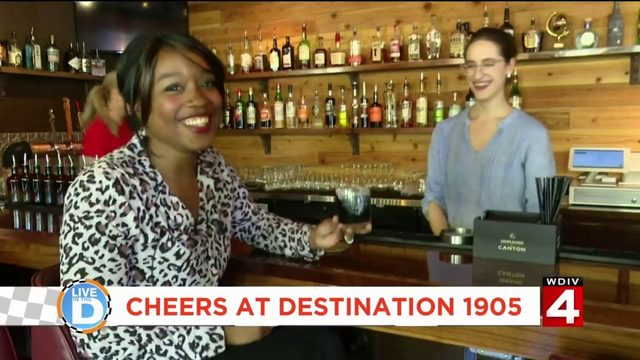 Have a drink and feel at home at Destination 1905