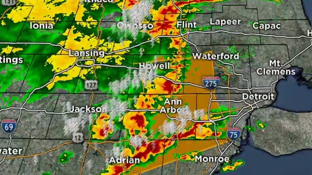 Severe weather in Metro Detroit: Follow live updates from Ben Bailey